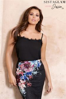 Jessica Wright Strappy Cami Top