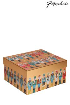 Paperchase Nutcracker Large Gift Box