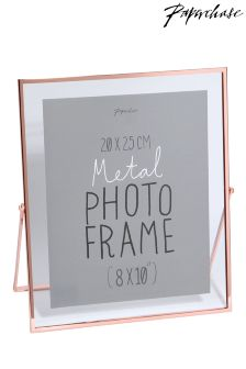 Paperchase Avellino Frame Copper 8x10