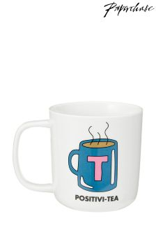 Paperchase Ceramic Positivi-tea Mug