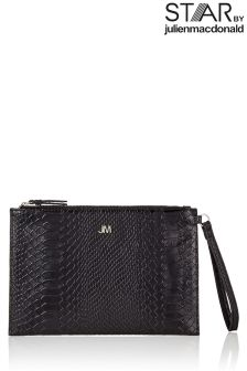 Star By Julien Macdonald Lizard Clutch