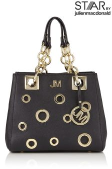 Star By Julien Macdonald Eyelet Grab Bag