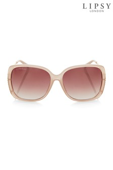 Lipsy Diamanté Glam Sunglasses