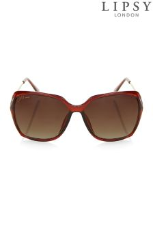 Lipsy Geometric Glam Sunglasses