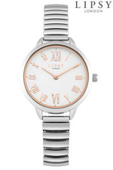 Lipsy Elastic Bracelet Watch