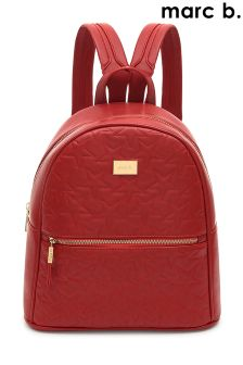 Marc B Quilted Backpack