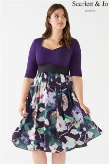Scarlett & Jo Sweetheart 2 In 1 Dress