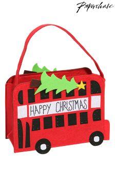 Paperchase London Bus Bag