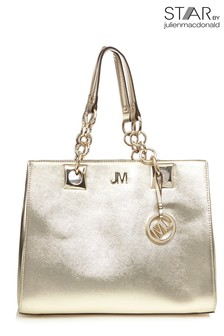 Star By Julien Macdonald Ring Detail Shopper Bag