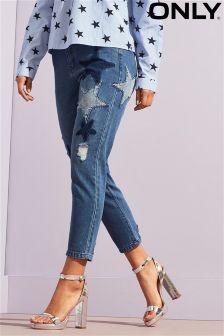 Only Star Boyfriend Jeans