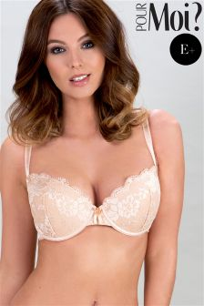 Pour Moi Amour Padded Bra E+