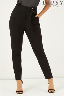 Lipsy D Ring Tailored Trousers