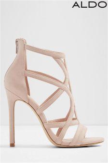 Aldo Caged High Heel Sandals