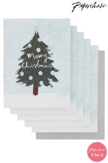 Paperchase Tree Christmas Cards