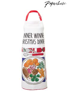 Paperchase Christmas Dinner Apron