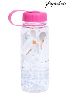 Paperchase Unicorn Star Water Bottle