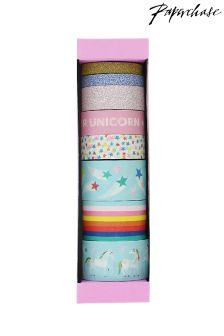 Paperchase Unicorn Star Tapes