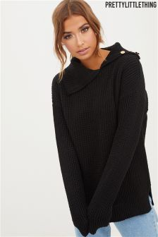 PrettyLittleThing Roll Neck Jumper
