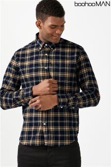 Boohoo Man Check Shirt