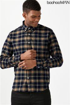 Boohoo Man Check Shirt