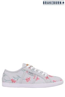 Brakeburn Printed Lace Up Shoes