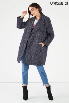 Unique 21 Tailored Coat