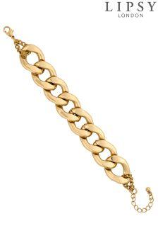 Lipsy Statement Chain Bracelet