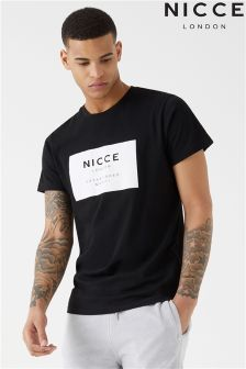 NICCE Box Logo T-Shirt