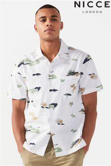 NICCE Collared Short Sleeve Shirt