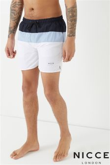 NICCE Panel Swim Shorts