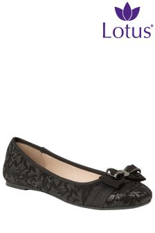 Lotus Ballet Pumps