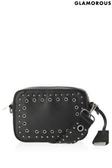 Glamorous Studded Cross Body Bag