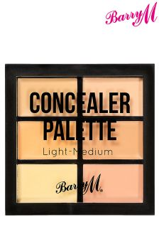 Barry M Concealer Palette Light- Medium