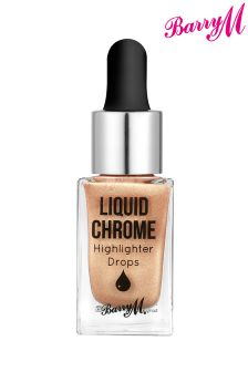 Barry M Liquid Chrome Highlighter - Liquid Fortune