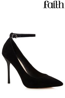 Faith Ankle Strap Courts