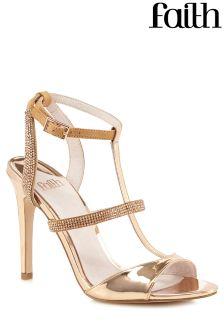 Faith Stiletto Sandals