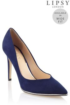 Lipsy Wide Fit Courts