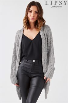Lipsy Cable Edge Cardigan