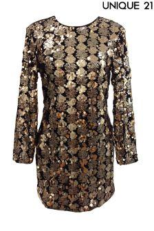 Unique 21 Sequin Dress