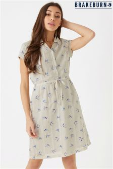 Brakeburn Swallows Tea Dress