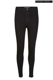 Noisy May Super High Waisted Jeggings