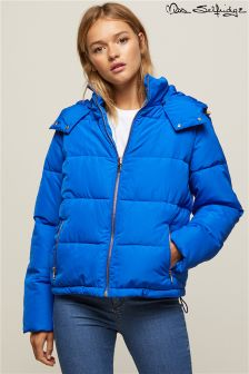 Miss Selfridge Oversize Hooded Puffer