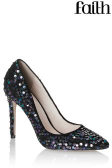 Faith Chloe Sequin Courts