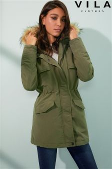 Vila Vimalties Parka Jacket