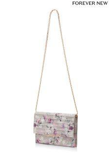 Forever New Christina Foldover Clutch Bag
