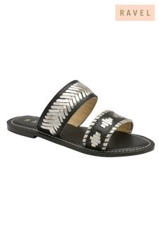 Ravel Embellished Sandals
