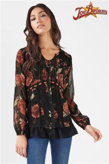 Joe Browns Print Blouse