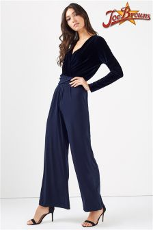Joe Browns Velvet Jumpsuit