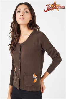Joe Browns Fox Cardigan