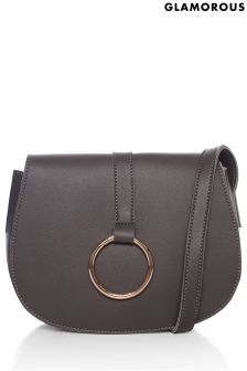 Glamorous Ring Saddle Bag